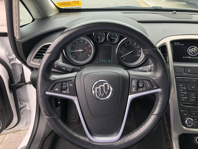 Pre-Owned 2017 Buick Verano Leather Group