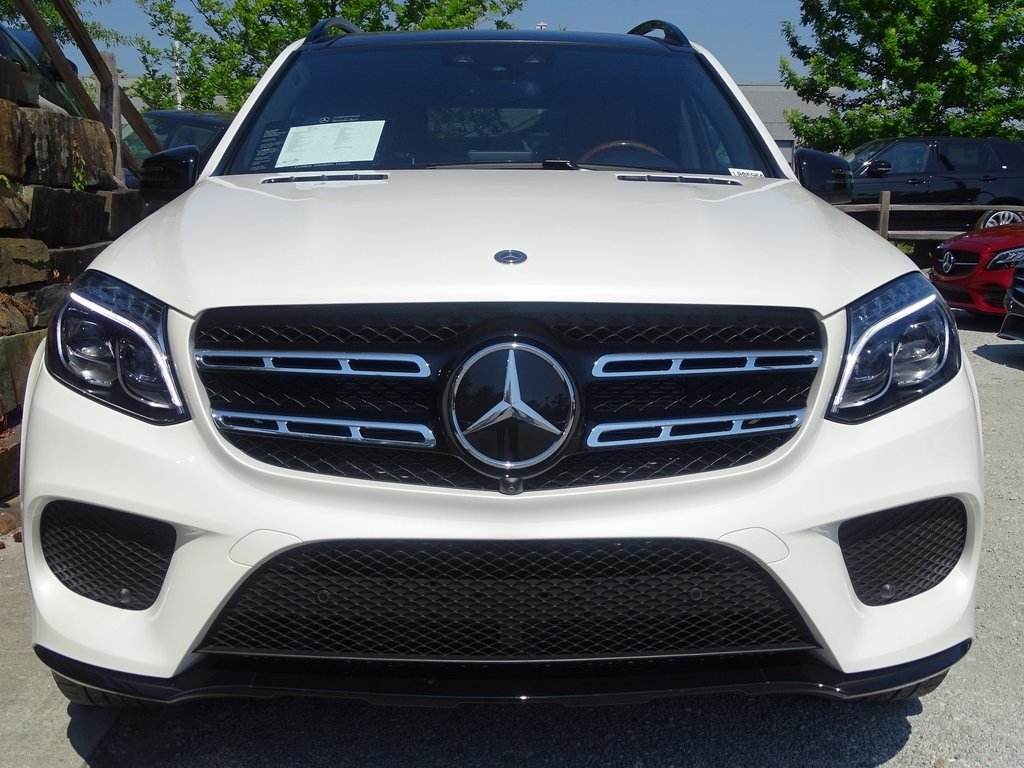 Pre-Owned 2019 Mercedes-Benz GLS550