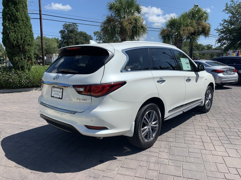 Pre-Owned 2020 INFINITI QX60 LUXE