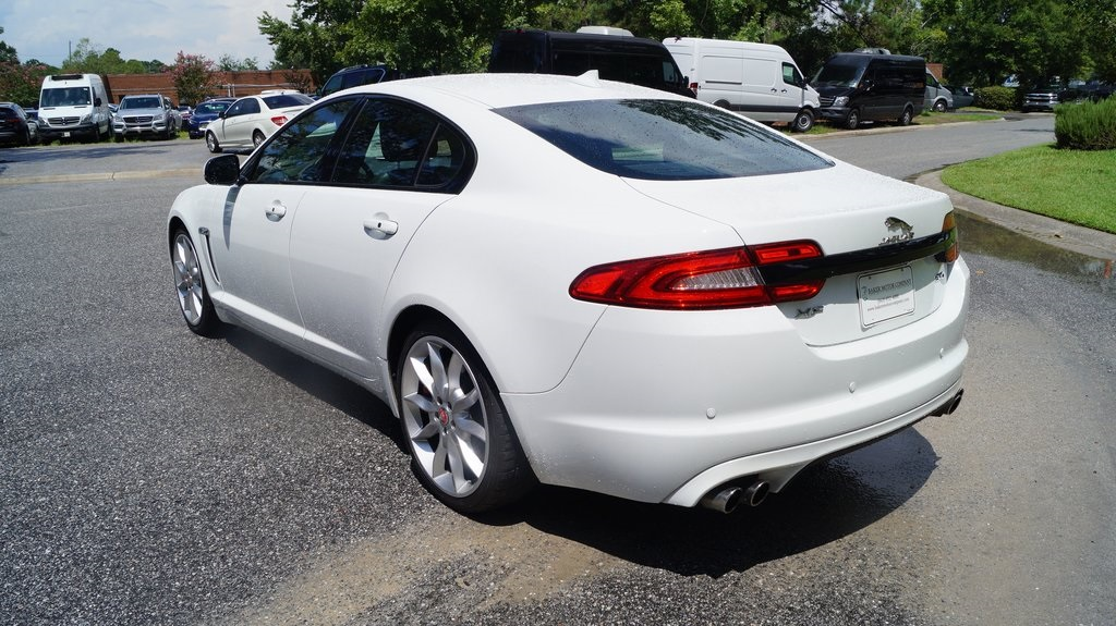 Pre-Owned 2015 Jaguar XF Supercharged
