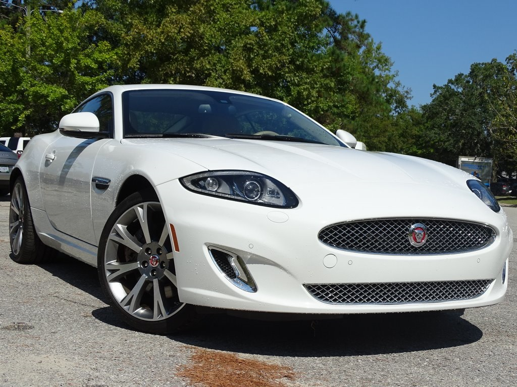Pre-Owned 2015 Jaguar XK Base