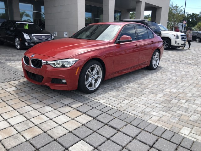 Pre-Owned 2017 BMW 3 Series 330i