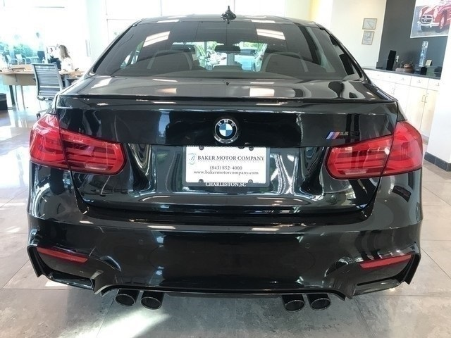 Pre-Owned 2018 BMW M3 Base