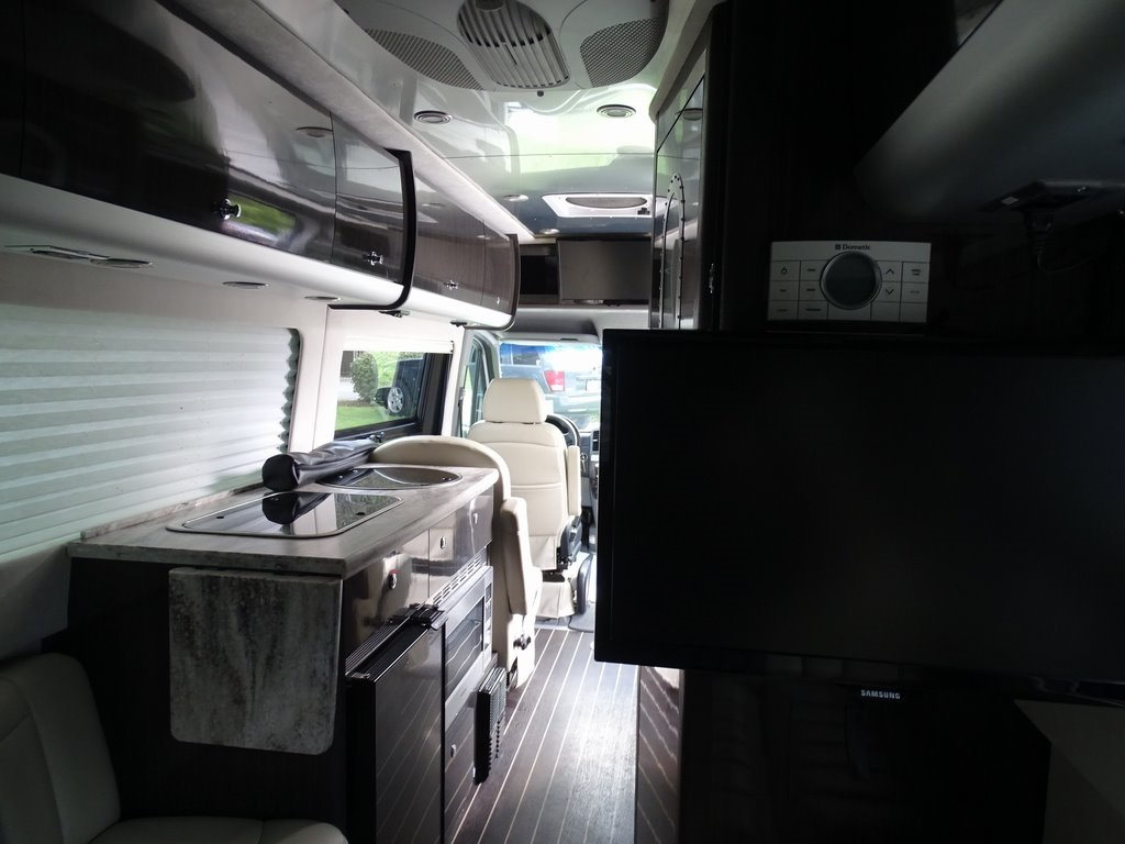 Pre-Owned 2014 Mercedes-Benz Airstream RV Sprinter 3500 RV 170EXT WB