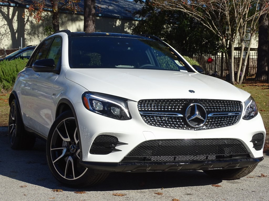 Pre-Owned 2019 Mercedes-Benz GLC GLC 43 AMG®