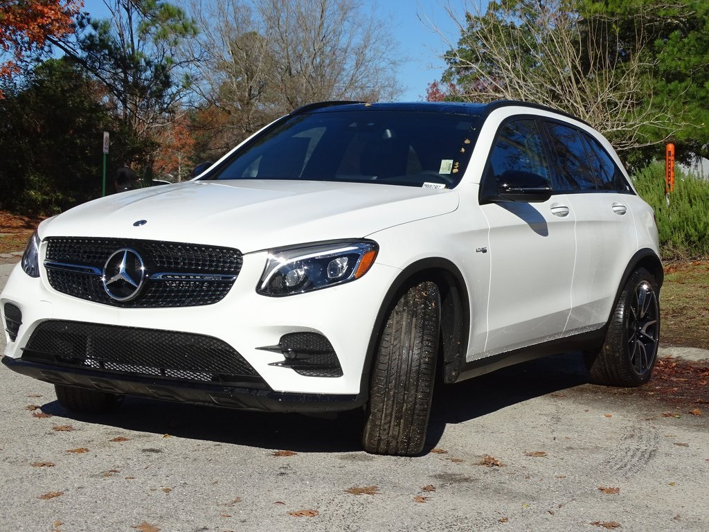 Pre-Owned 2019 Mercedes-Benz GLC43 AMG®