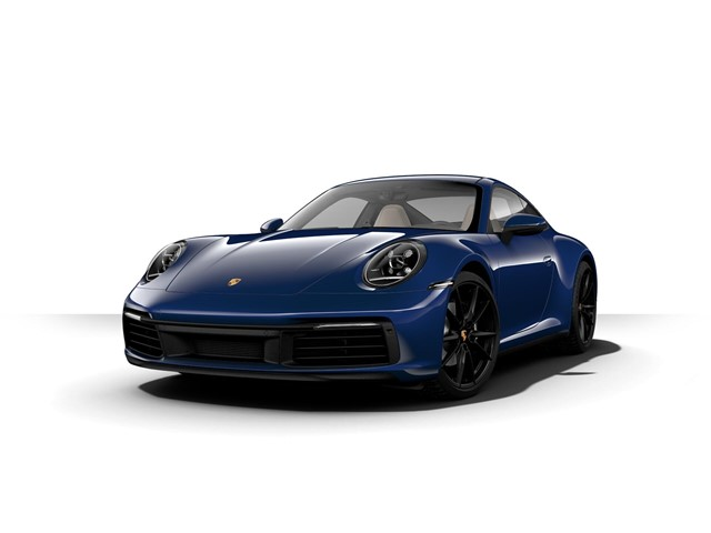 New 2020 Porsche 911 Carrera (992)