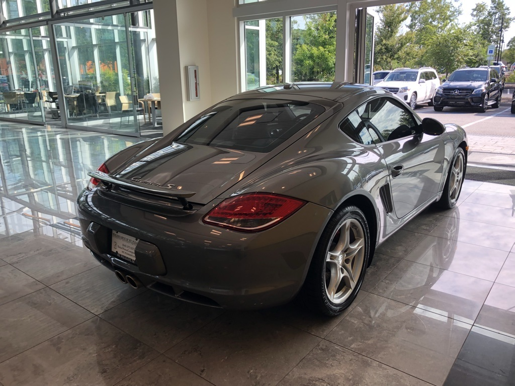 Pre-Owned 2011 Porsche Cayman S