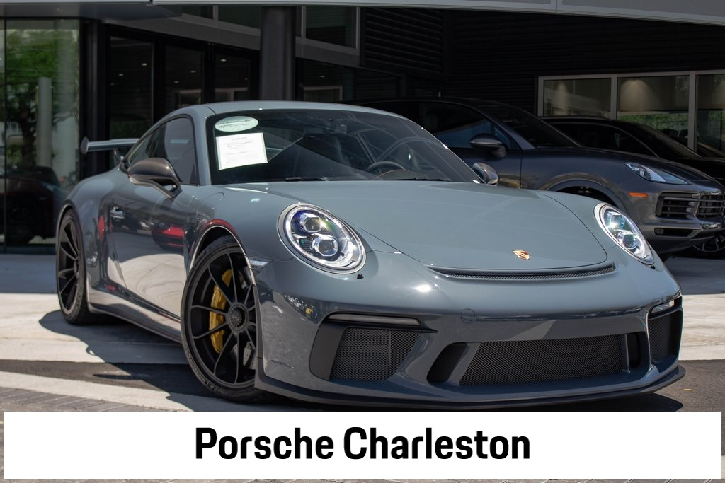Pre-Owned 2018 911 GT3
