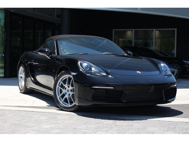 New 2019 718 Boxster