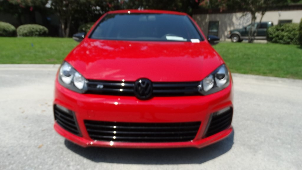 Pre-Owned 2012 Volkswagen Golf R