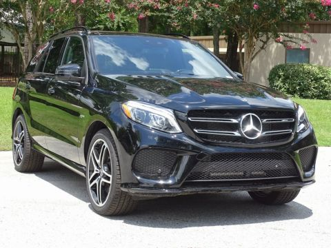 Pre-Owned 2018 Mercedes-Benz GLE GLE 43 AMG®