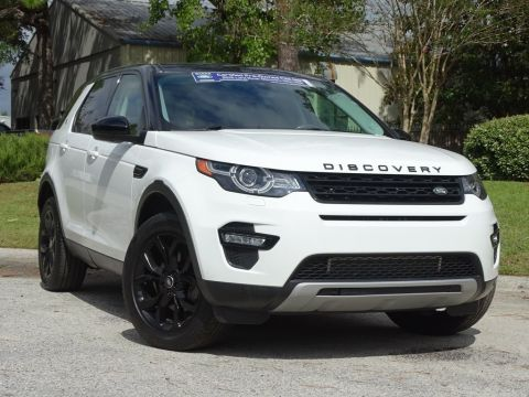 Pre-Owned 2015 Land Rover Discovery Sport HSE