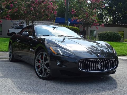 Pre-Owned 2014 Maserati GranTurismo Base